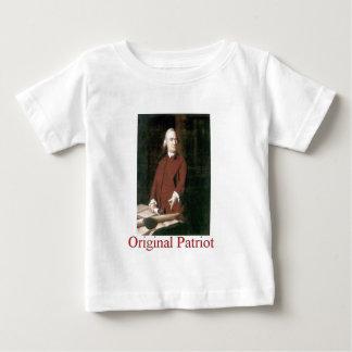 元の愛国者 ベビーTシャツ