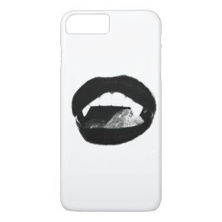 元の芸術の吸血鬼の唇 iPhone 8 PLUS/7 PLUSケース