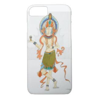 元の芸術のiPhoneの場合、ヒンズー教の女神 iPhone 8/7ケース