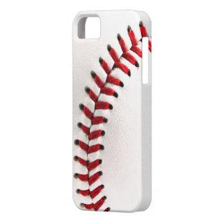 元の野球の球 iPhone SE/5/5s ケース