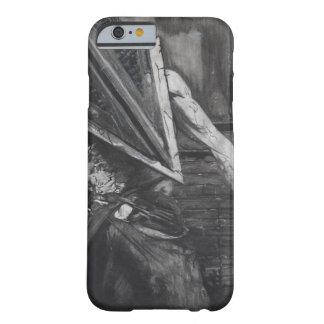 元の静かな丘のスケッチ BARELY THERE iPhone 6 ケース
