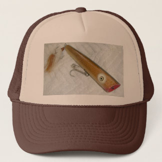 元のAJSの波のPopperの塩水の魅惑#1の帽子 キャップ