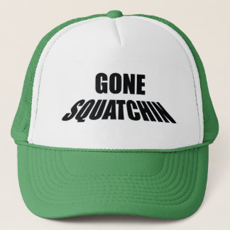 元及びベストセラーのボボの行ったSQUATCHINの帽子 キャップ