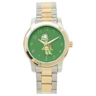 元気カメ 腕時計