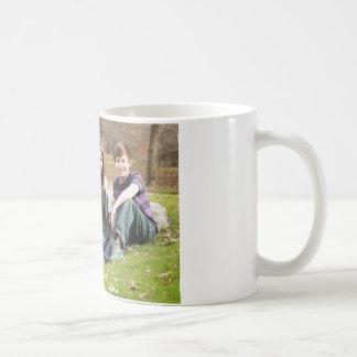 兄弟および姉妹 コーヒーマグカップ