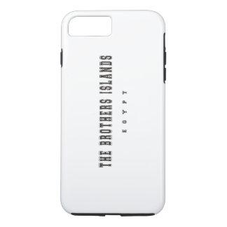 兄弟の島エジプト iPhone 8 PLUS/7 PLUSケース
