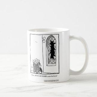 兄弟の杜松-不運700年の! コーヒーマグカップ