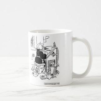 兄弟の杜松-親愛なる司教 コーヒーマグカップ