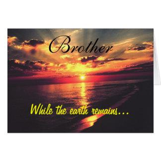 兄弟カード カード