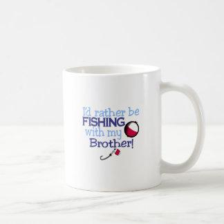 兄弟 コーヒーマグカップ