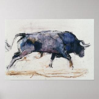 充満Bull 1998年 ポスター
