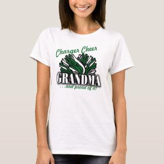 充電器の応援Grandma3 Tシャツ