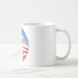 先のオバマ コーヒーマグカップ