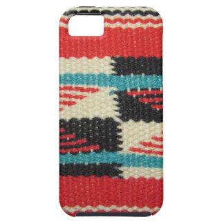 先住民によって編まれるデザイン iPhone SE/5/5s ケース