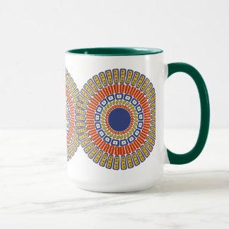 先住民インスパイアマグ マグカップ