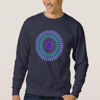 先住民インスパイアワイシャツ-スタイル及び色を選んで下さい スウェットシャツ