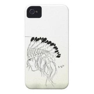 先住民 Case-Mate iPhone 4 ケース