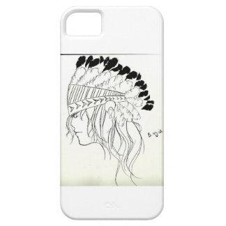 先住民 iPhone SE/5/5s ケース