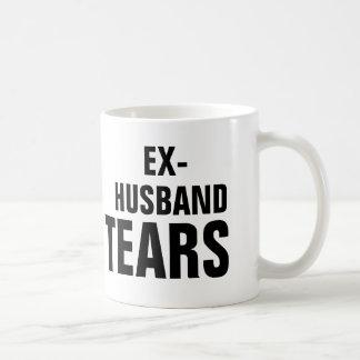 先夫の破損 コーヒーマグカップ
