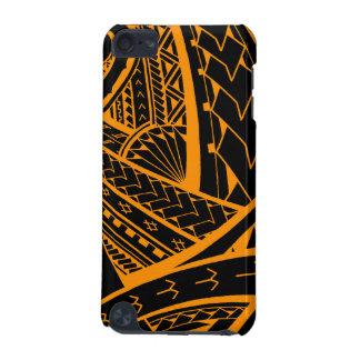 先峰とのSamoan種族の入れ墨のデザイン iPod Touch 5G ケース