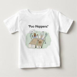 先生からのPoo多く ベビーTシャツ