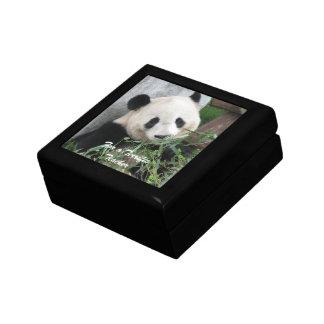 先生のためのパンダのギフト用の箱 ギフトボックス