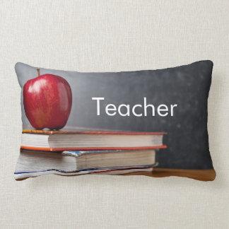 先生のアクセントの枕のためのApple ランバークッション