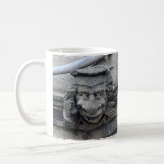 先生のガーゴイルのマグ コーヒーマグカップ