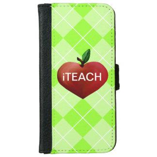 先生のハートのAppleのiPhone 6のウォレットケース iPhone 6/6s ウォレットケース