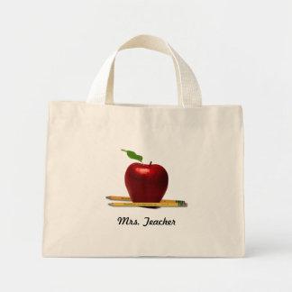 先生の一流のトートバックを加えて下さい ミニトートバッグ