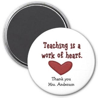 先生の感謝のギフトの磁石 マグネット