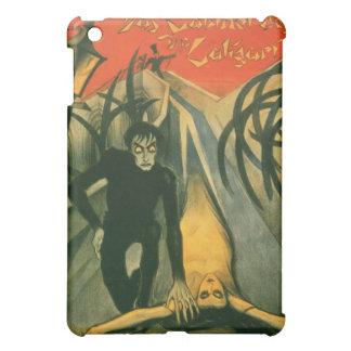 先生の映画のポスターのCaligariキャビネット iPad Mini カバー