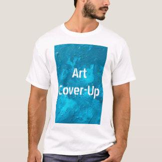 先生の芸術の隠蔽のTシャツ Tシャツ