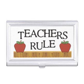 先生の規則の名刺ケース 名刺入れ