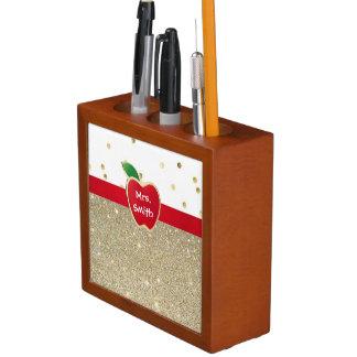 先生の鉛筆のオルガナイザー ペンスタンド