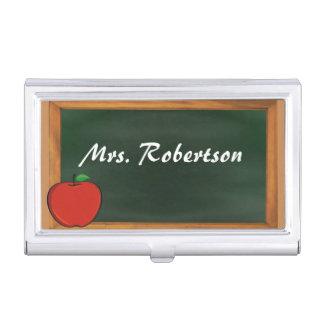 先生の黒板の名刺ケース 名刺入れ
