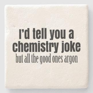 先生学生のためのおもしろいな化学ミーム ストーンコースター
