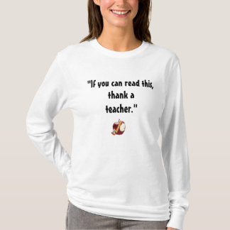 """""""先生""""のTシャツ感謝していして下さい Tシャツ"""