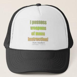先生WMIの帽子 キャップ