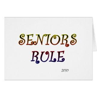 先輩の規則2010年 カード