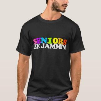 先輩はjamminです tシャツ