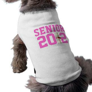 先輩2012犬のワイシャツ ペット服