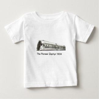 先駆的そよ風1934年 ベビーTシャツ