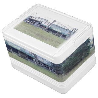 先駆的デジタル油の芸術のイグルー12のクーラーボックス クーラーボックス