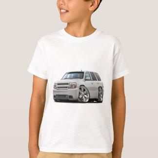 先駆者の白のトラック Tシャツ