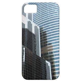 光るシカゴの超高層ビルのiPhone 5の場合 iPhone SE/5/5s ケース