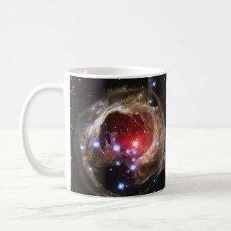 光エコーのマグ コーヒーマグカップ