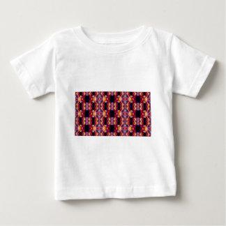 光学タイルの抽象芸術 ベビーTシャツ