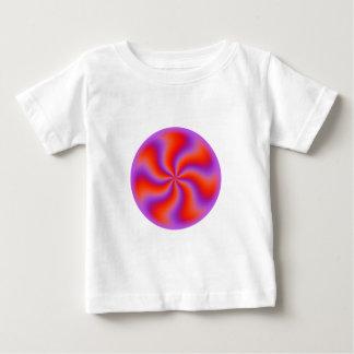 光学ファン ベビーTシャツ