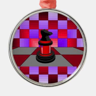 光学騎士チェスCricketDiane 2013年 メタルオーナメント